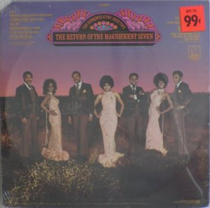 Motown 736B - Supremes & Four Tops