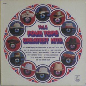 Motown 740A - Four Tops