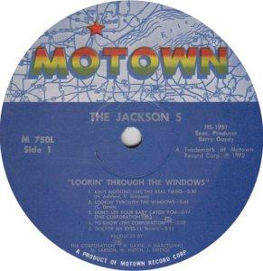 MOTOWN 750 - JACKSON 5