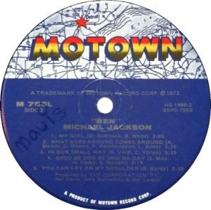 MOTOWN 755 D