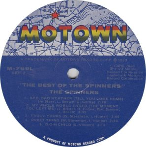 MOTOWN 769 - SPINNERS_0001