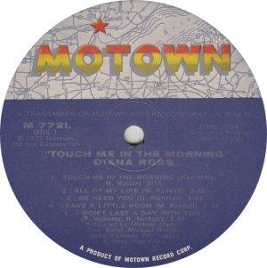 MOTOWN 772 - ROSS