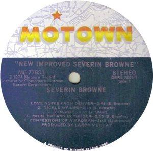 MOTOWN 779 - BROWNE C