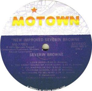 MOTOWN 779 - BROWNE D