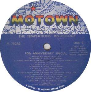 MOTOWN 782 - TEMPS 3