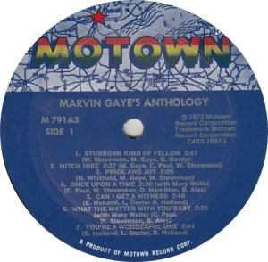 MOTOWN 791 - GAYE 1