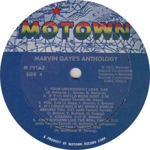 MOTOWN 791 - GAYE 4