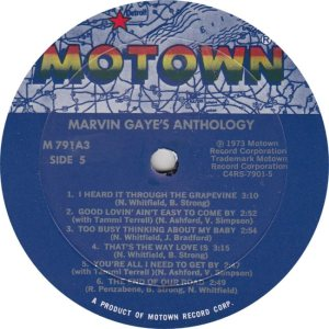 MOTOWN 791 - GAYE 5