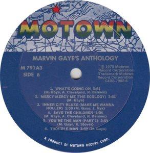 MOTOWN 791 - GAYE 6