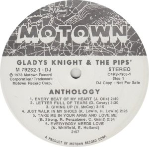 MOTOWN 792 - KNIGHT PIPS 1