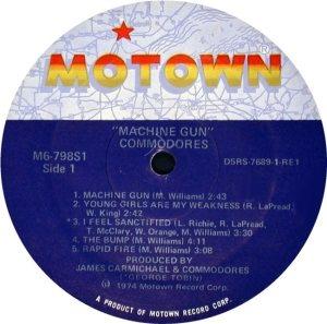 MOTOWN 798 - COMMODORES C