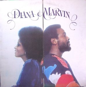 MOTOWN 803 - GAYE AND ROSS A