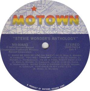 MOTOWN 804 - WONDER 4