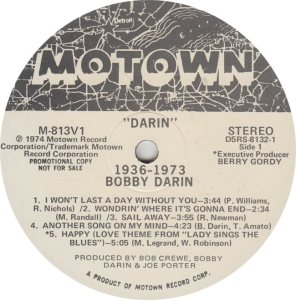 MOTOWN 813 - DARIN DJ