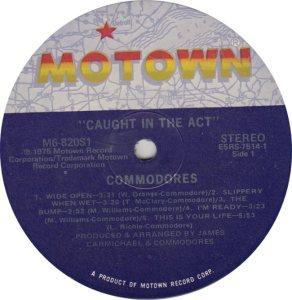 MOTOWN 820 - COMMODORES