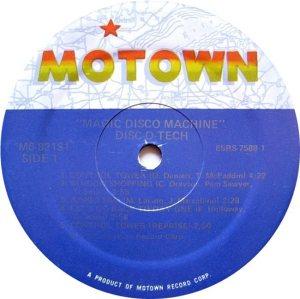 MOTOWN 821 - MAGIC DISCO C