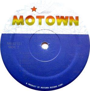MOTOWN 821 - MAGIC DISCO D