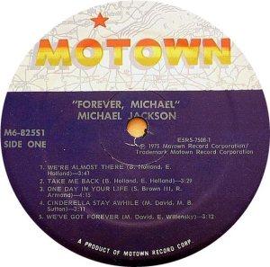 MOTOWN 825 - JACKSON M B