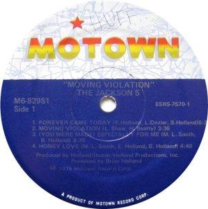 MOTOWN 829 - JACKSON 5 - C