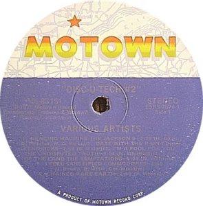 MOTOWN 831 - VARIOUS C