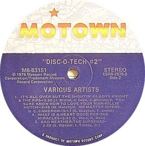 MOTOWN 831 - VARIOUS D
