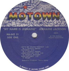 MOTOWN 842 - JACKSON JER