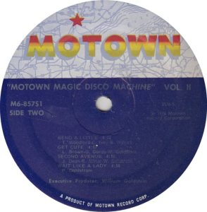 MOTOWN 857 - DISCO MACHINE_0001