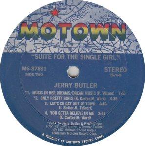 MOTOWN 878 - BUTLER JERRY _0001