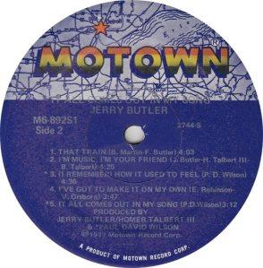 MOTOWN 892 - BUTLER JERRY_0001