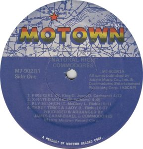 MOTOWN 902 - COMMODORES