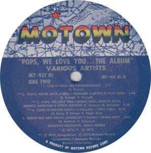 MOTOWN 921 - VARIOUS - R_0001