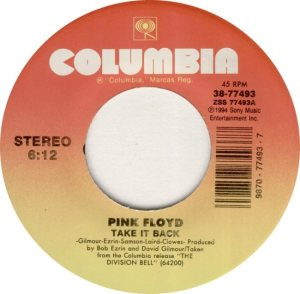 PINK FLOYD - 1994 A