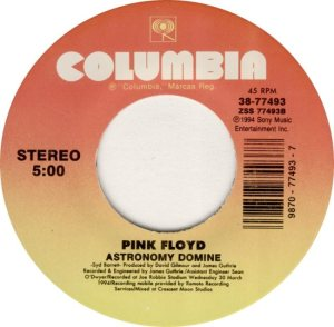 PINK FLOYD - 1994 B