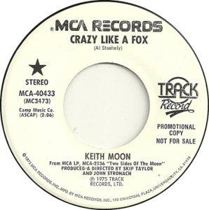 WHO MOON - 1975 A