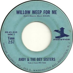 ANDY AND BEY SISTERS - 64 A
