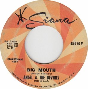 ANGEL & DEVINES - 66 A