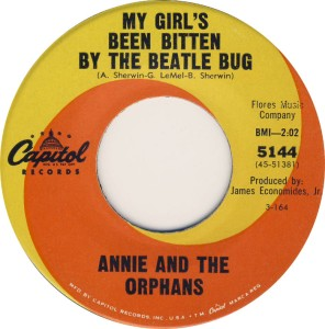 ANNIE & ORPHANS - 64 A