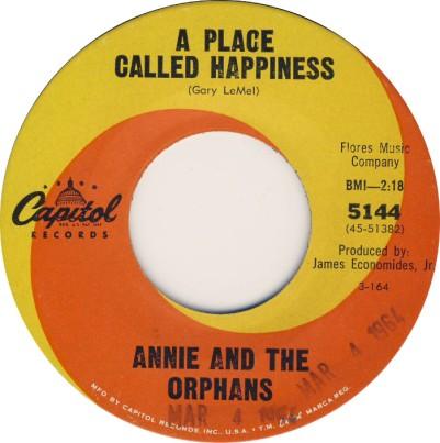 ANNIE & ORPHANS - 64 B