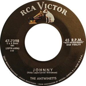 ANTWINETTES - 58 A