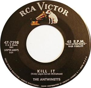 ANTWINETTES - 58 B