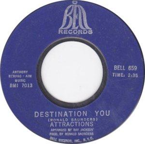 ATTRACTIONS - LA 67 A