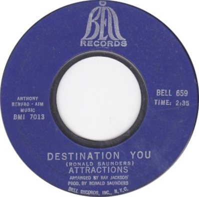 ATTRACTIONS - LA 67 A