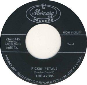 AVONS - 1960 A