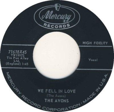 AVONS - 1960 B