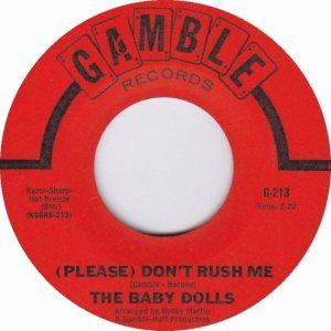 BABY DOLLS 2 - 68 A