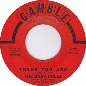 BABY DOLLS 2 - 68 B