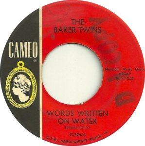 BAKER TWINS - 64 A