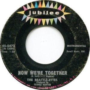 BEATLE - ETTES - 1964 B