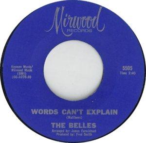BELLES - 66 LA B
