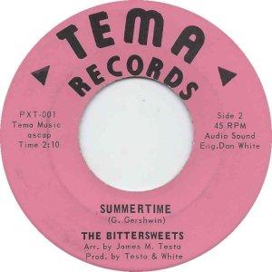 BITTERSWEETS - TEMA 1967 B